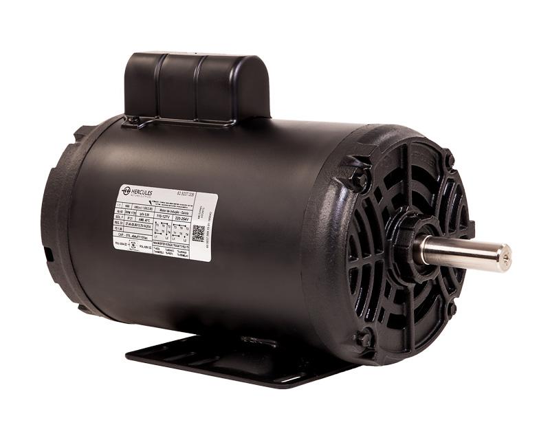 Motor Monofásico IP 21