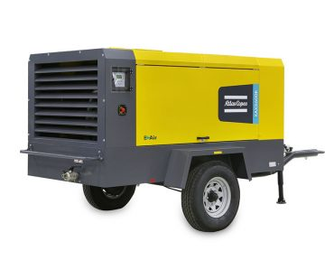 Electric air compressor E-Air LRC