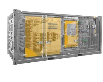 Geradores de nitrogênio e secadores de ar comprimido
