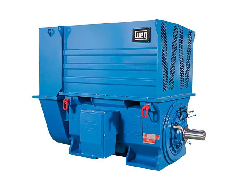 Motores de Indução Trifásicos – Linha Master
