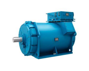 Motores de Indução Trifásicos Refrigerado por Manto d'água