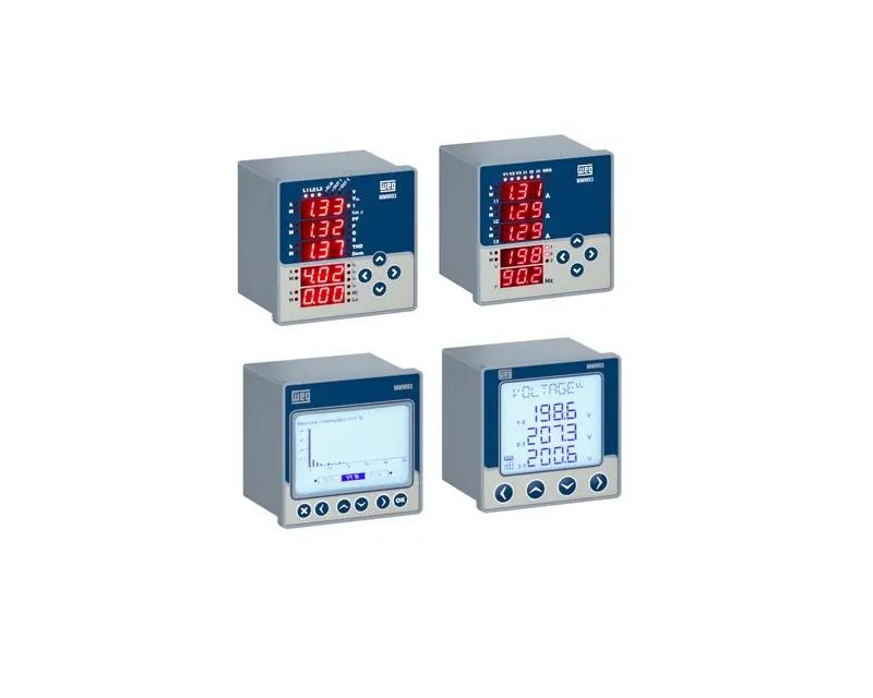 Multimedidor de Grandezas Elétricas MMW03