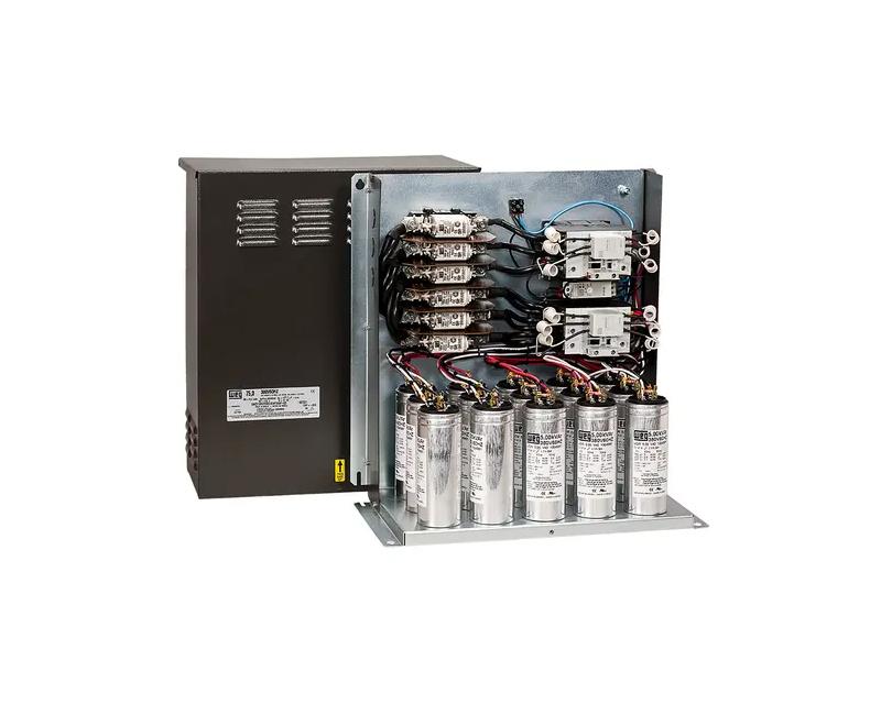 Banco de Capacitores Trifásicos com Proteção BCWP