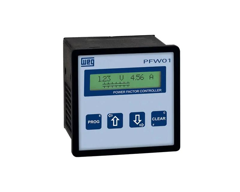 Controlador Automático do Fator de Potência PFW01