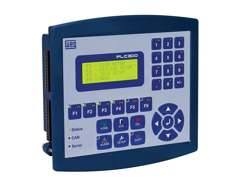 Controlador Lógico Programável PLC300