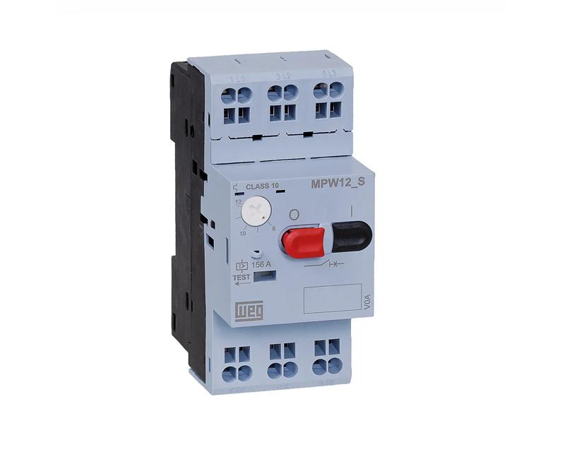 Disjuntores-Motores MPW