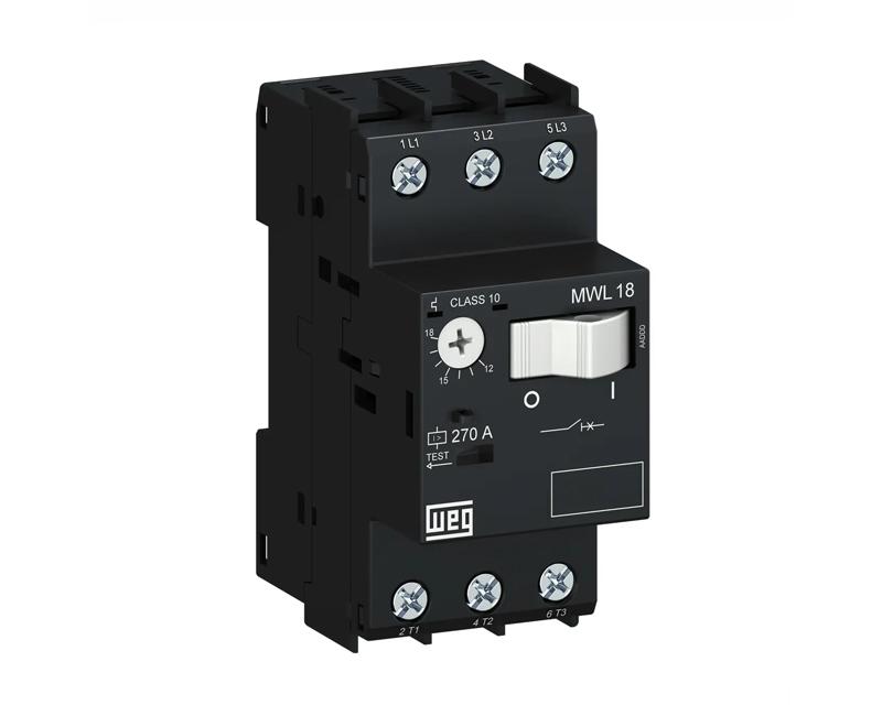 Disjuntores-Motores MWL